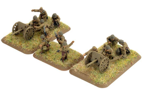 Type 94 37mm anti-tank gun Battlefront Miniatures, Flames ...