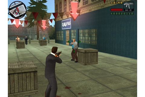 Grand Theft Auto: Liberty City Stories iOS Game Review ...