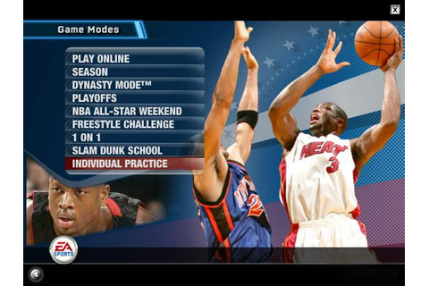 NBA Live 06 Download (2005 Sports Game)