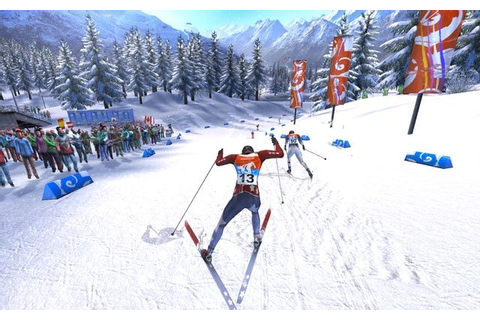 Winter Sports: The Ultimate Challenge (2007) by RTL Wii game