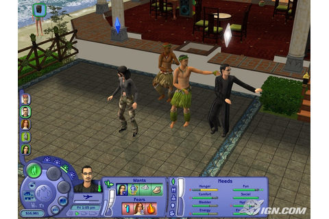 The Sims 2 Bon Voyage Free Download Pc Game Full Version ...