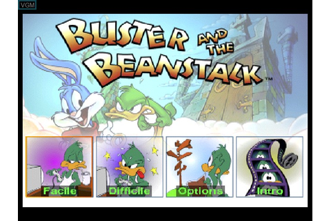 Tiny Toon Adventures - The Great Beanstalk for Sony ...