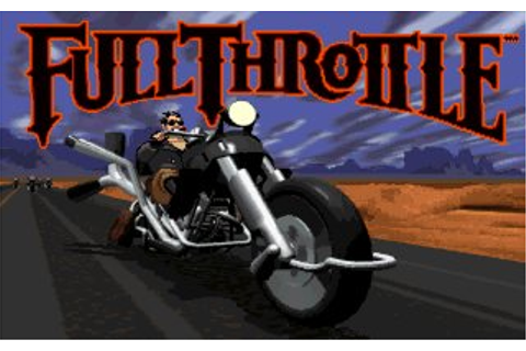 Full Throttle (Video Game) - TV Tropes