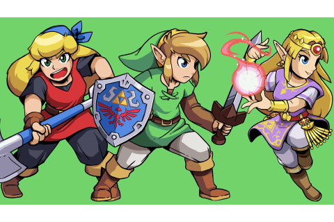 Cadence of Hyrule is a Musical Adventure That Doubles as a ...