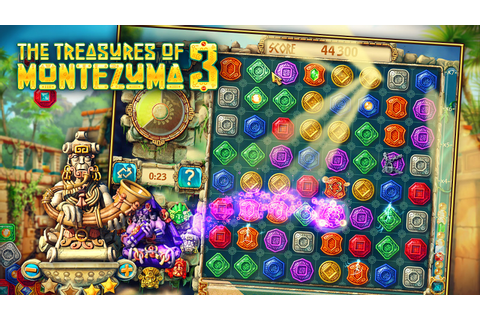The Treasures Of Montezuma 3 Game - Free Download Full ...