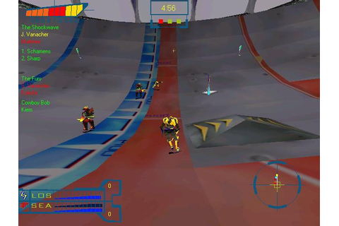 HyperBlade Download (1996 Sports Game)