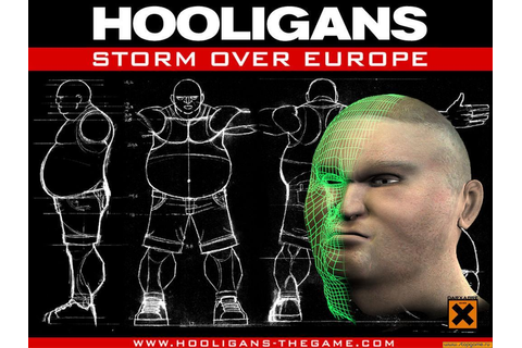 Hooligans storm over europe : riplihea
