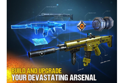 Modern Combat 5: Blackout 2.0.1b APK Download - Android ...