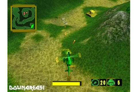 Army Men Air Attack 2 PS1 ISO | Free Download Game & Apk