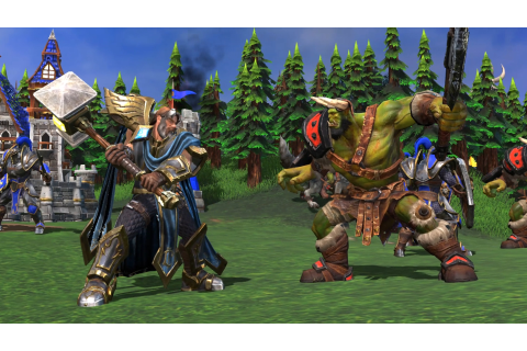 Pre-orders of Warcraft 3: Reforged should get the original ...