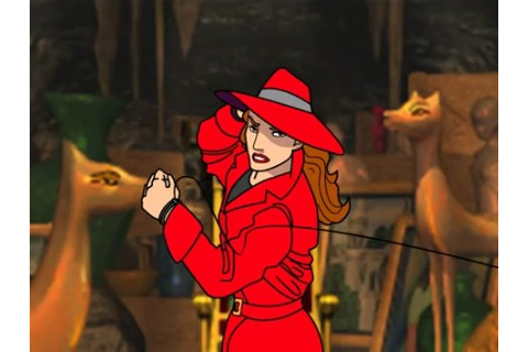 Where in the World is Carmen Sandiego?: Treasures of ...