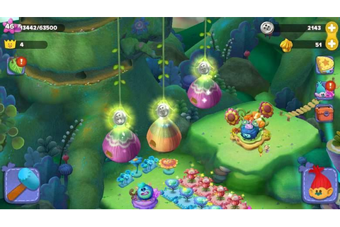 Trolls: Crazy Party Forest - Virtual World Games 3D