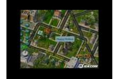 SimCity 4: Rush Hour PC Games Gameplay - YouTube