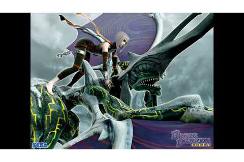 Panzer Dragoon Orta Episode 01 City in the Storm Gameplay ...