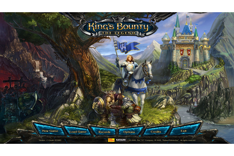 King's Bounty: The Legend - Games.cz