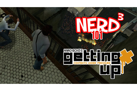 Nerd³ 101 - Marc Eckō's Getting Up: Contents Under ...