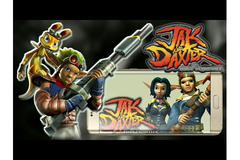 Download Jak And Daxter - The Lost Frontier For Android ...