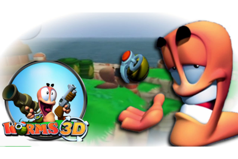 Worms 3D (GameCube) Gameplay: Quick Start - YouTube