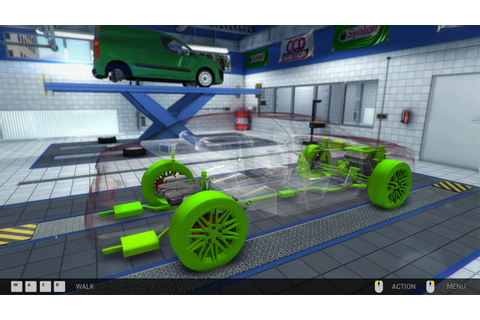 Buy Car Mechanic Simulator 2014 PC Game | Steam Download