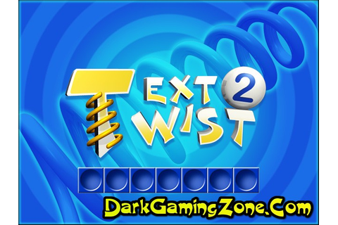 Text Twist 2 Game - Free Download Full Version For PC