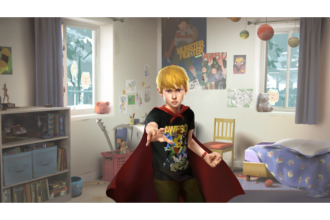 The Awesome Adventures of Captain Spirit Game | PS4 ...