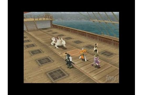 Suikoden V PlayStation 2 Gameplay_2006_02_23_2 - YouTube