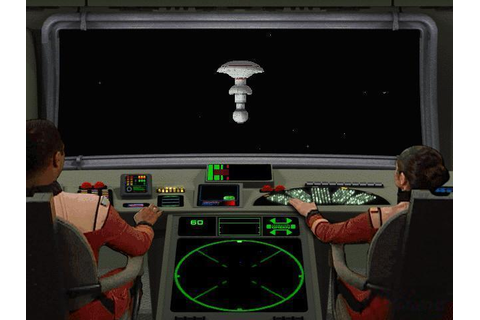 Star Trek: Starfleet Academy Download (1997 Simulation Game)