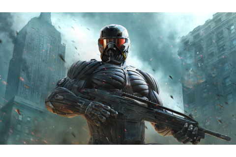Crysis 2 Soldier Game Wallpapers - 1920x1080 - 697604