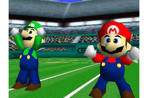 Mario Tennis (N64) Review – Wizard Dojo
