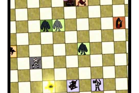 Zatikon - New Turn-Based Strategy Game - YouTube