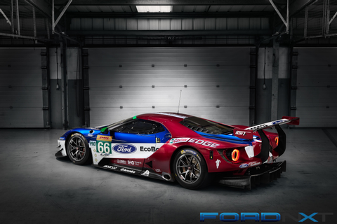 Ford GT To Race Le Mans Twice In FIA WEC Super Season