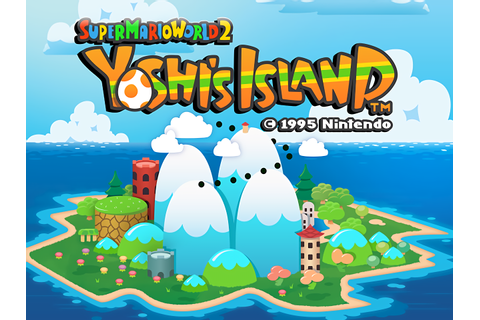 Super Mario World 2: Yoshi's Island HD Wallpaper ...