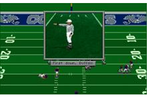 Front Page Sports: Football Pro '95 Download (1995 Sports ...