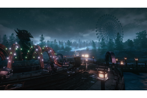 The Park is a short, experimental horror game from Funcom ...