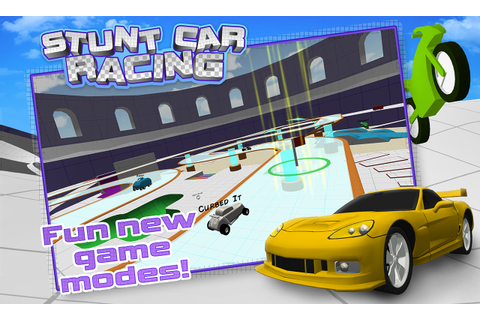 Stunt Car Racing - Multiplayer 5.02 APK Download - Android ...
