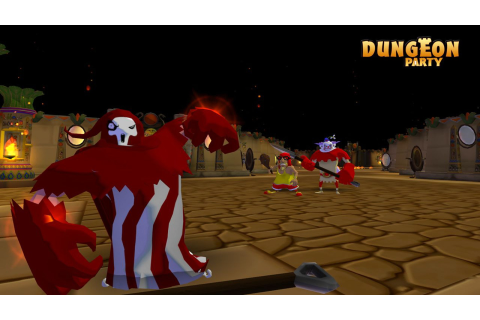 Jogos : Dungeon-Party