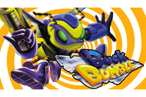 Buck Bumble is Crumble - YouTube