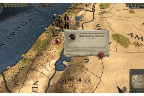 Crusader Kings II: Sons of Abraham on Steam - PC Game ...