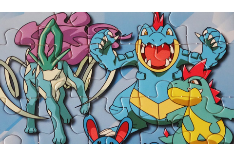 POKEMON Puzzle Games Jigsaw Kids Learning Toys Clementoni ...