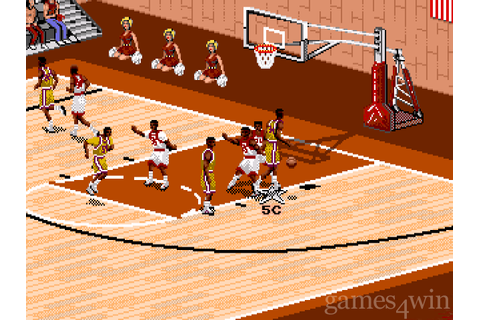 Coach K College Basketball Free Download - Games4Win