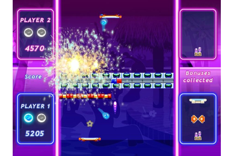 Block Breaker Deluxe (WiiWare) Screenshots