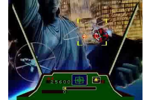 Cobra Command Laser Disk Game on Daphne - YouTube