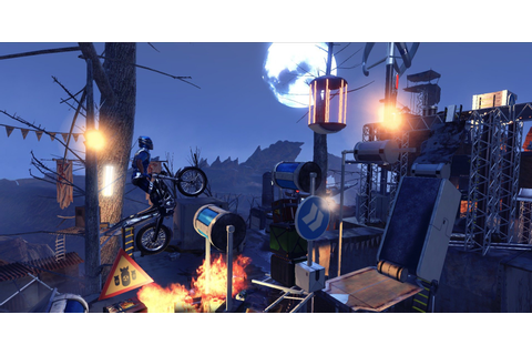 Trials Fusion: Riders of the Rustlands (PS4 / PlayStation ...