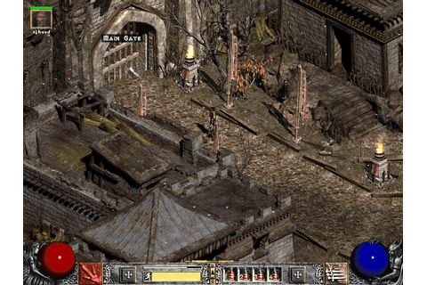 Diablo II gets first official patch since 2011 | GameWatcher