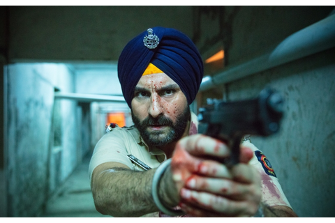 Sacred Games [Netflix] Review: India Series is Brutal ...