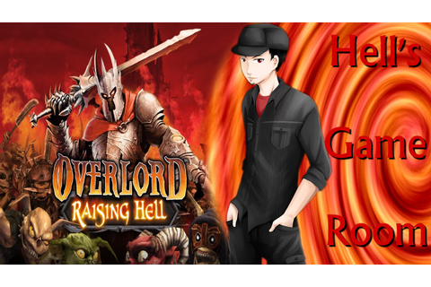 Overlord Raising Hell - Hell's Game Room - YouTube