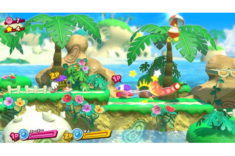 Kirby Star Allies Launches For Nintendo Switch In Spring ...