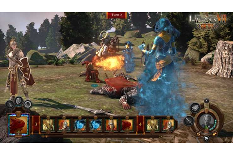 Might and Magic Heroes 7 Download Free Full Game | Speed-New