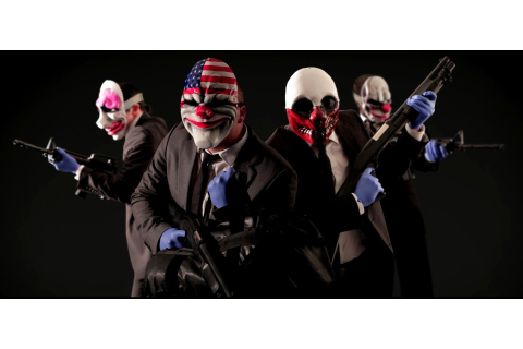 Payday game the heist wallpaper | AllWallpaper.in #607 ...