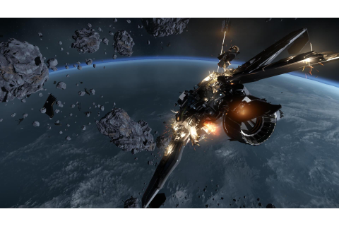 'Star Citizen' Lumbers Into 2017 With $141 Million In ...